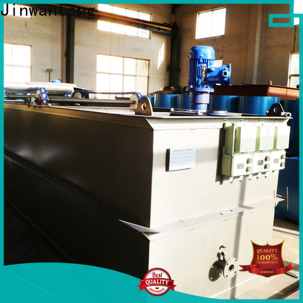Jinwantong custom cavitation air flotation with good price for product recovery
