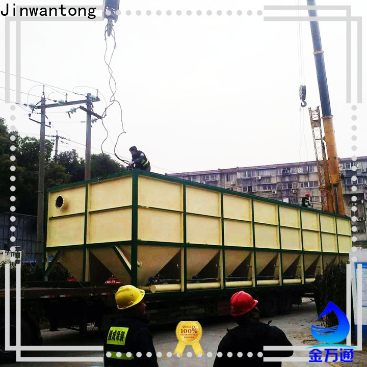 high-quality settling tank manufacturers for food industry