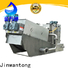 Jinwantong latest sludge dehydrator manufacturers for resource recovery