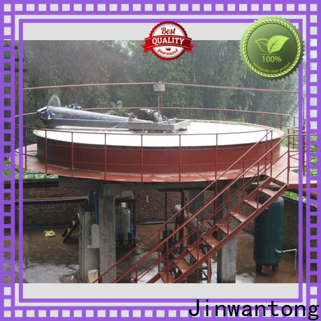 Jinwantong efficient dissolved air flotation for water clarification manufacturers for fiber recovery