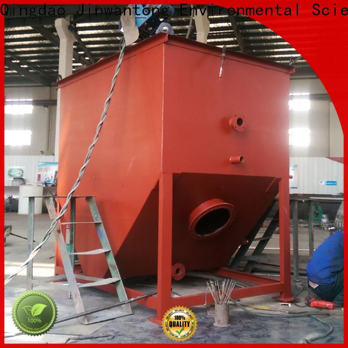 Jinwantong cpi oil water separator design manufacturers for petrochemical effluents