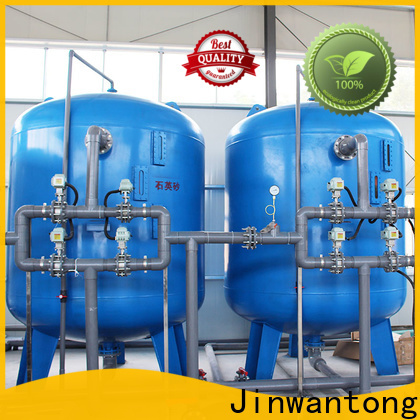 Jinwantong New sand filter water treatment customized for ground water purification