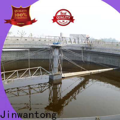 Jinwantong light weight peripheral drive sludge scraper wholesale for primary clarifier
