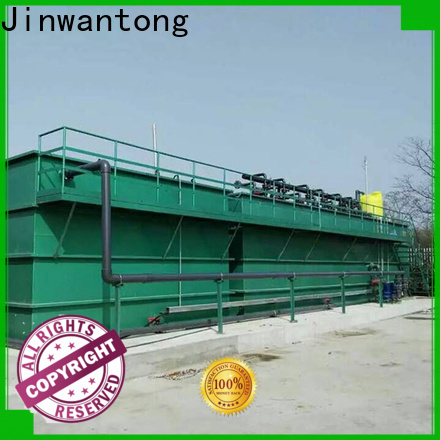 Jinwantong mbr treatment from China for mining industry