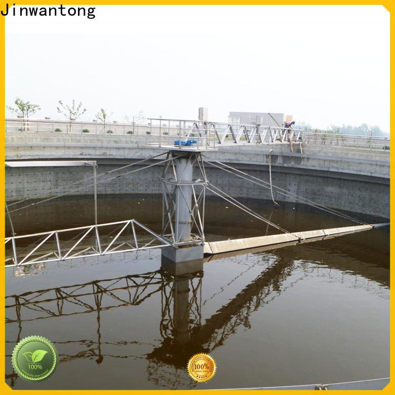 Jinwantong clarifier scraper company for final sedimentation tank