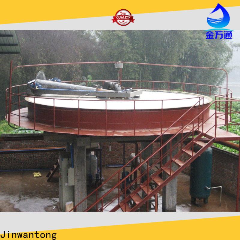 Jinwantong dissolved air flotation clarifier manufacturers for tanneries