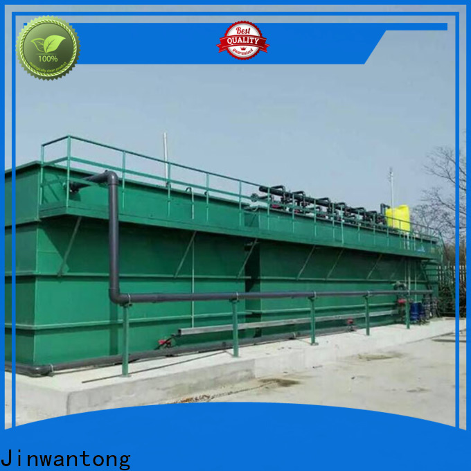 Jinwantong professional wastewater treatment for business for mining industry