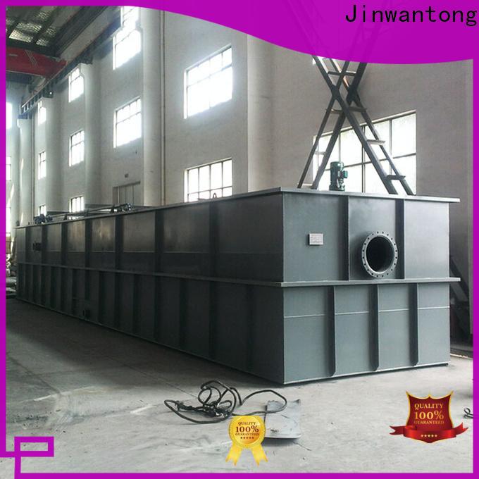 Jinwantong practical dissolved air flotation design manufacturers for paper mills