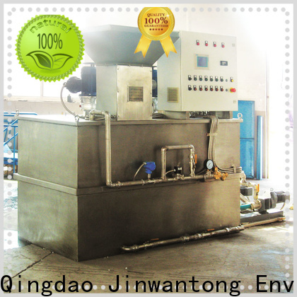 Jinwantong chemical dosing system manufacturer series for mix water and chemicals