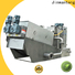 Jinwantong sludge dehydrator system with good price for wineries