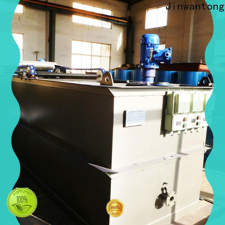 Jinwantong cavitation air flotation manufacturer for business for oil remove