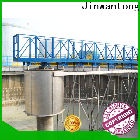 Jinwantong sludge scraper equipment company for final sedimentation tank