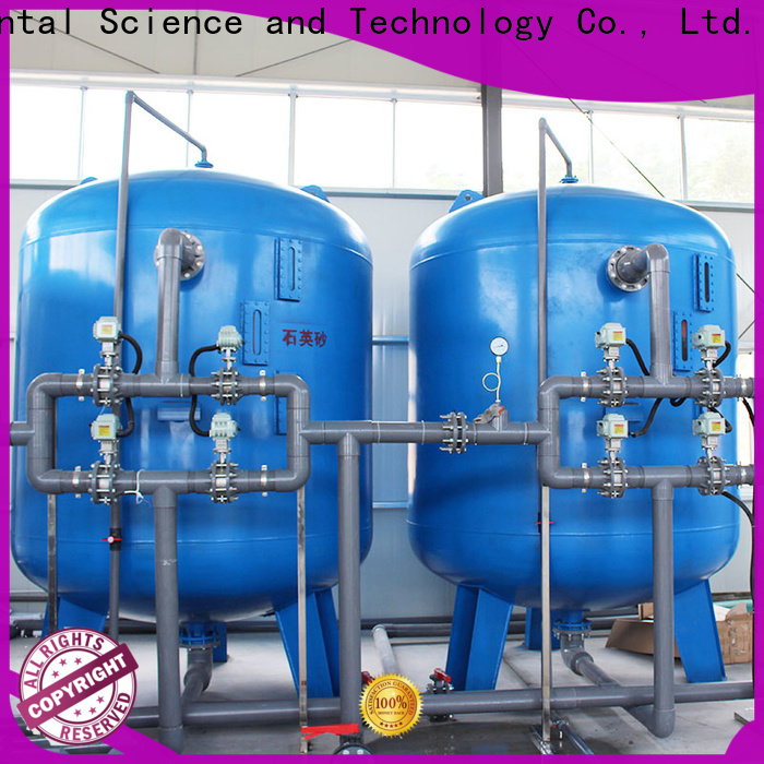 Jinwantong high-quality sand filter tank manufacturers for grit removal