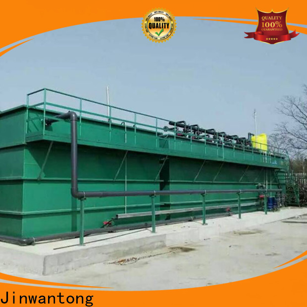 Jinwantong New mbr treatment factory for mining industry