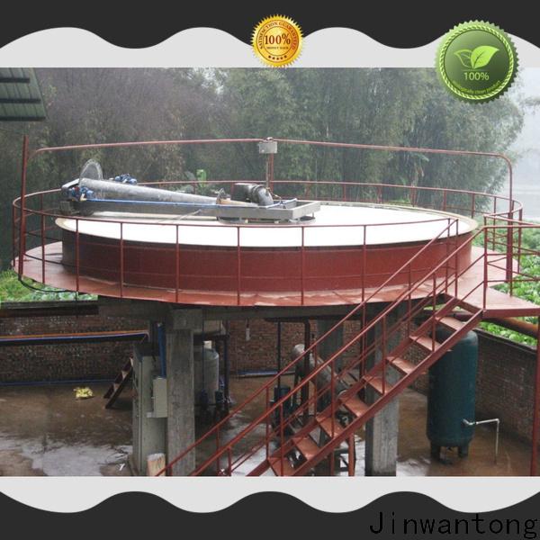 Jinwantong daf process customized for secondary clarification