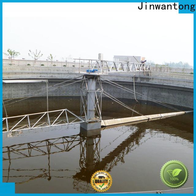 Jinwantong latest bridge scraper manufacturers for final sedimentation tank