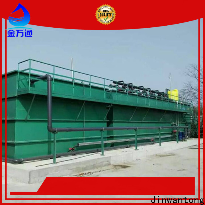 best wastewater treatment plant design manufacturers for mining industry