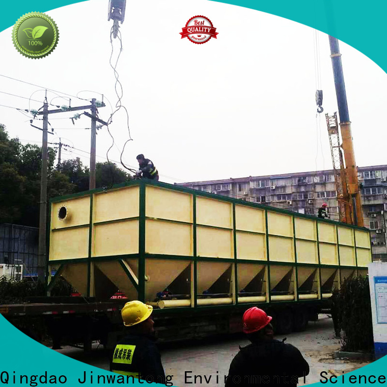 Jinwantong best lamella separators wastewater treatment from China for chemical waste water