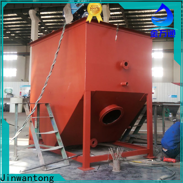 Jinwantong oil water separator design with good price for airport