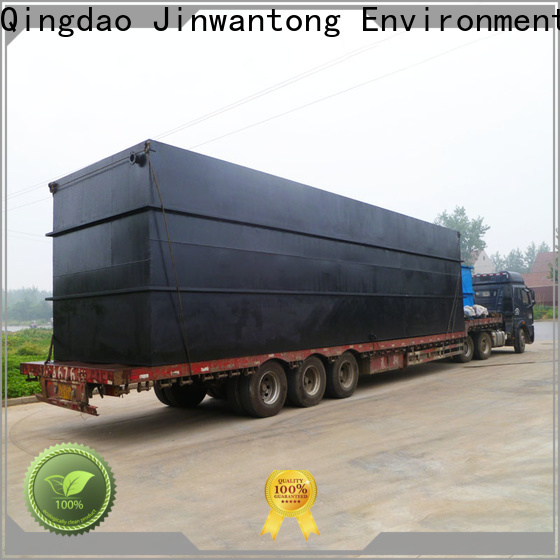 latest package wastewater treatment plant manufacturer for business for oilfield labor camp