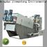 Jinwantong wholesale screw sludge dewatering machine wholesale for resource recovery