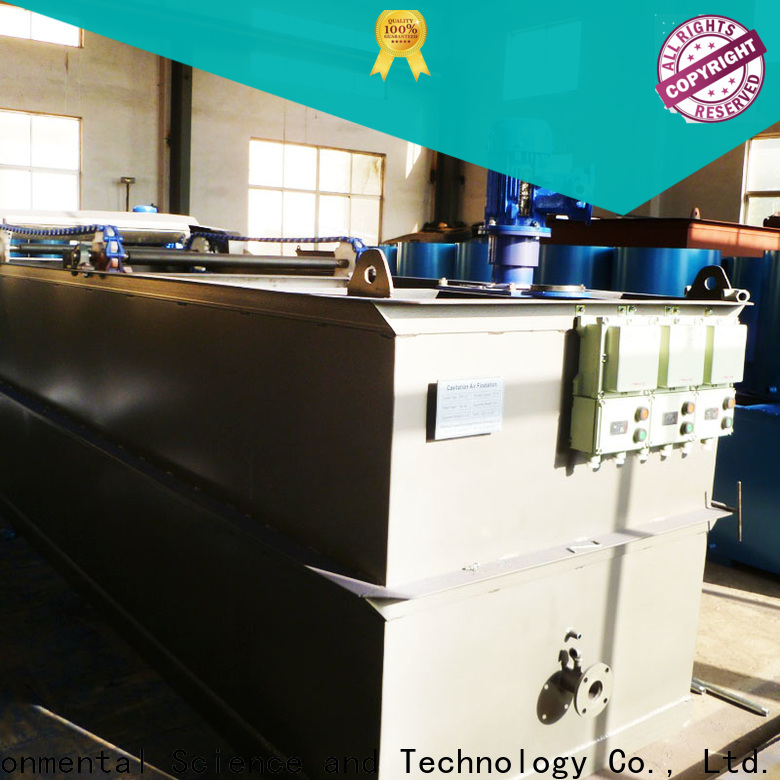 Jinwantong cavitation air flotation company for business for polishing of biological treatment effluent