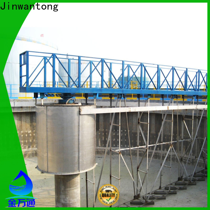 Jinwantong high-quality wastewater treatment scraper factory for primary clarifier