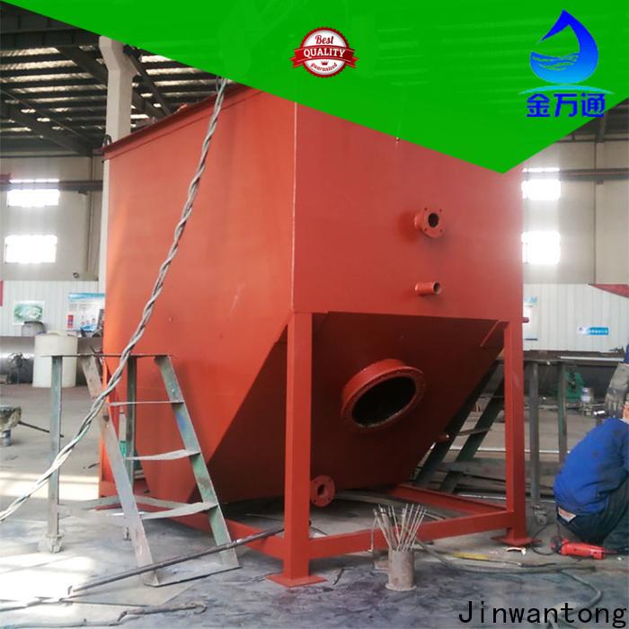 Jinwantong oil water separator series fpr refinery effluents