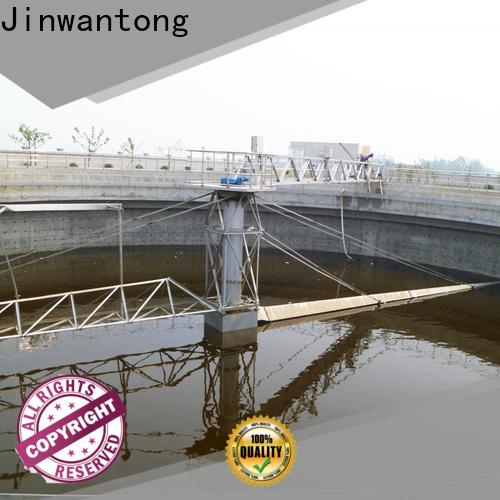 Jinwantong peripheral drive sludge scraper customized for final sedimentation tank