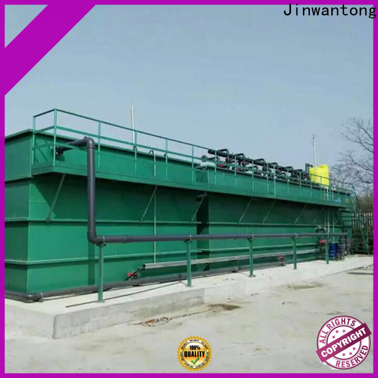 Jinwantong mbr treatment manufacturers for paper industry