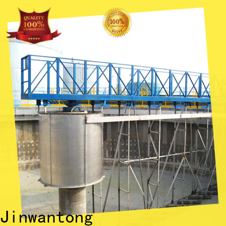 Jinwantong wastewater treatment scraper customized for primary clarifier