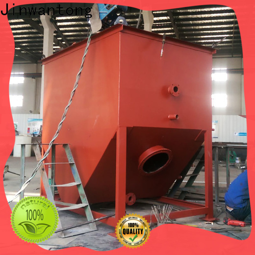 Jinwantong oil water separator design series for petrochemical effluents