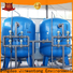 New sand filter tank supply for grit removal