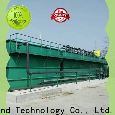 Jinwantong high-quality waste water treatment plant customized for mining industry