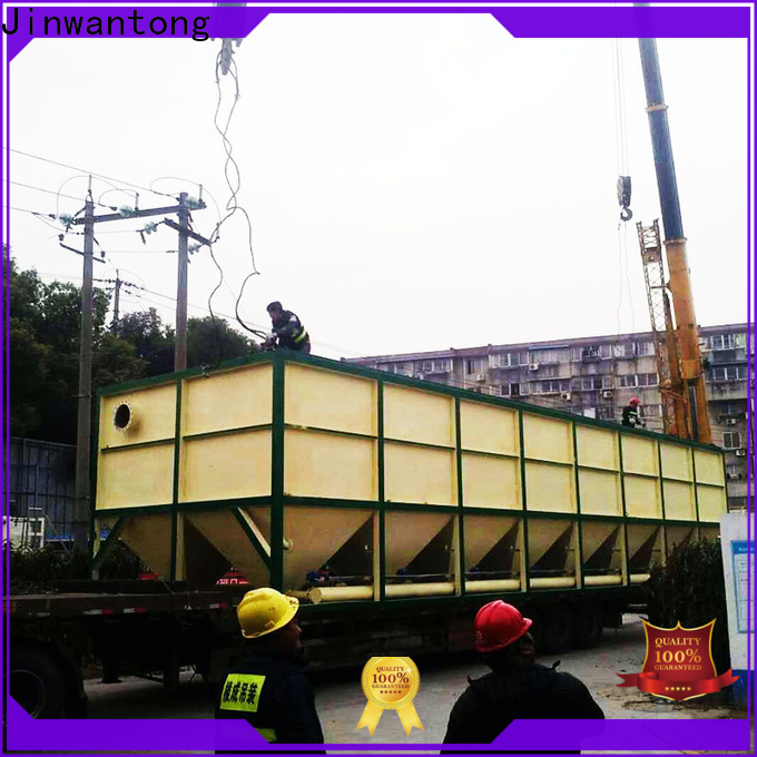 high-quality inclined plate settler unit size calculation directly sale for food industry