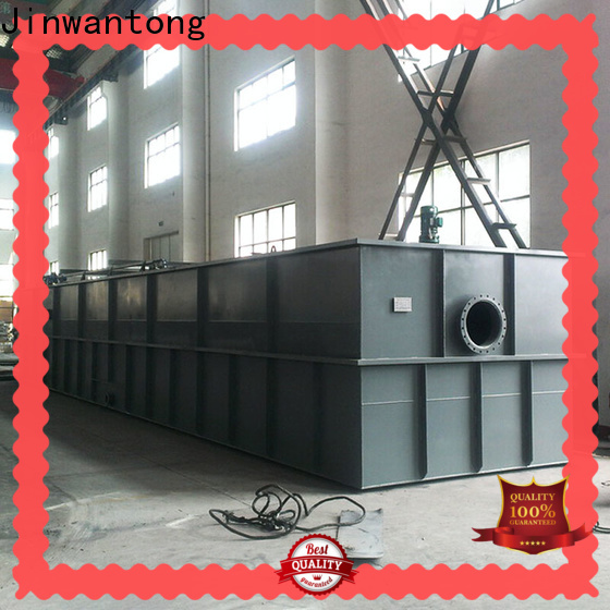 Jinwantong professional dissolved air flotation filtration suppliers for paper mills