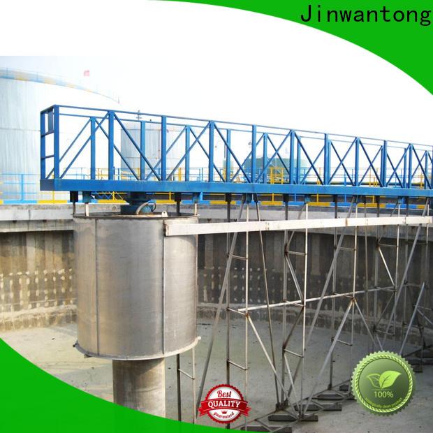 Jinwantong bridge scraper company for final sedimentation tank