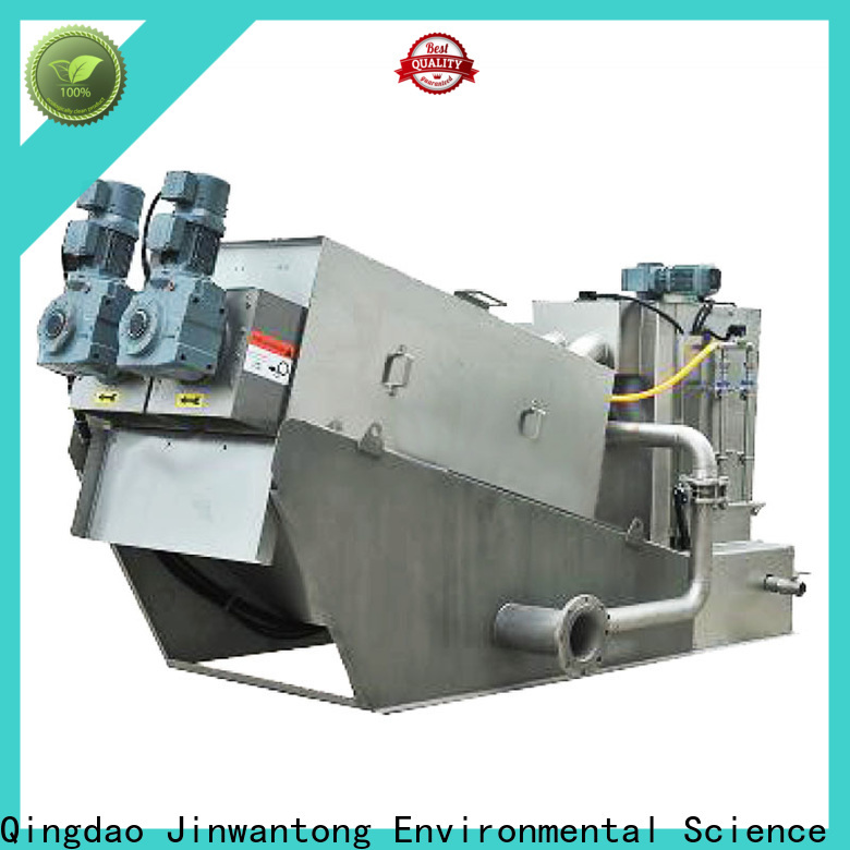 top sludge dewatering with good price for solid-liquid separation