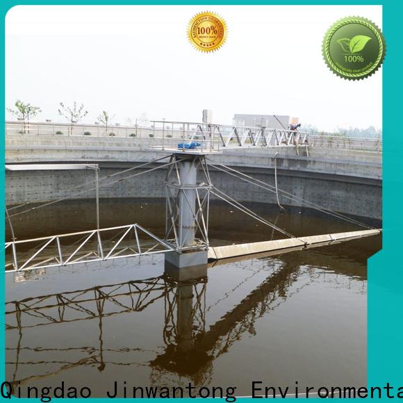 Jinwantong sludge scraper with good price for primary clarifier