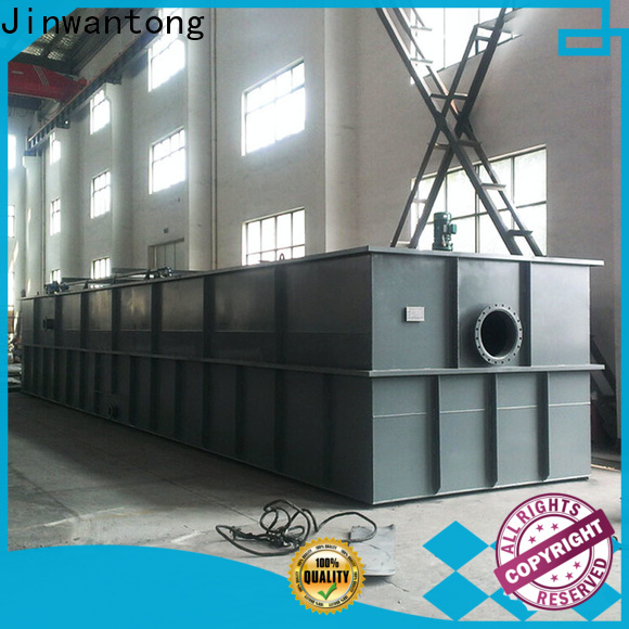 Jinwantong wholesale daf wastewater suppliers for paper mills