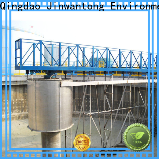 Jinwantong wholesale central drive sludge scraper with good price for final sedimentation tank