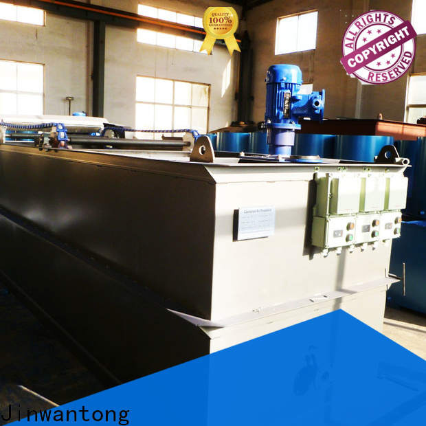 Jinwantong Wastewater Treatment Plant Equipment with good price for product recovery