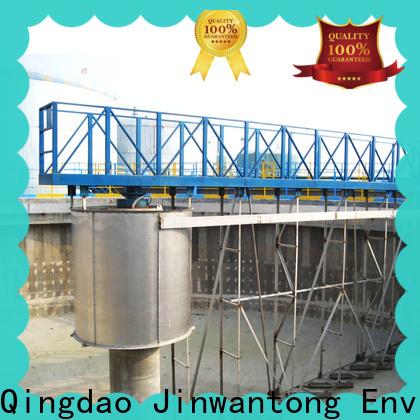 Jinwantong reliable sludge scraper design company for primary clarifier