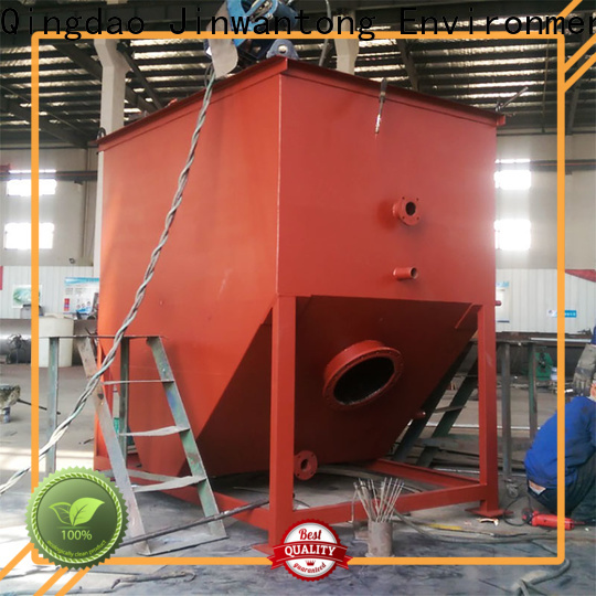 Jinwantong New corrugated plate interceptor supply fpr refinery effluents