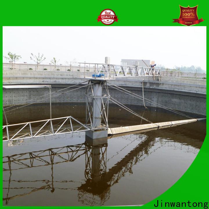 Jinwantong bottom sludge scraper suppliers for primary clarifier