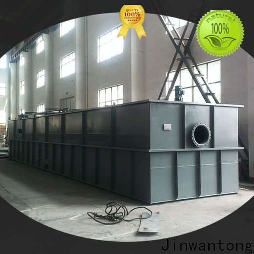 Jinwantong top dissolved air flotation units manufacturers for food processing