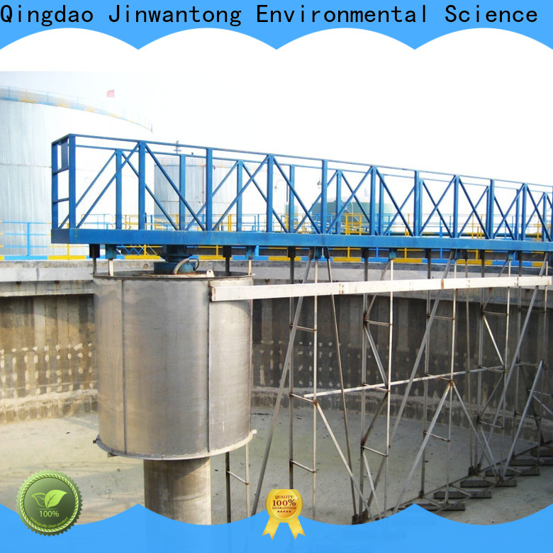 Jinwantong circular clarifier customized for final sedimentation tank
