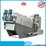 Jinwantong wholesale sludge screw press supply for resource recovery
