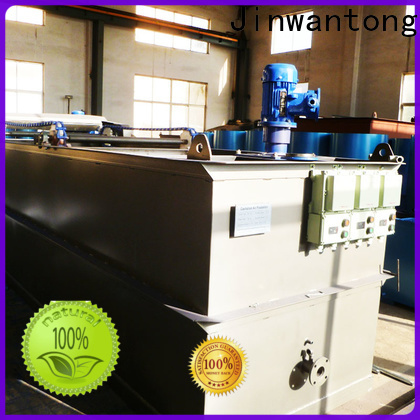 Jinwantong cavitation air flotation factory suppliers for product recovery