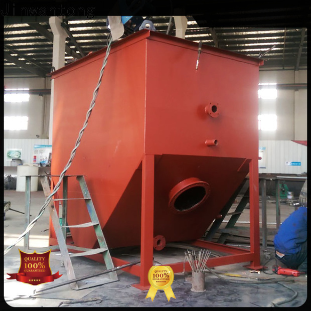 Jinwantong corrugated plate separator wholesale for petrochemical effluents